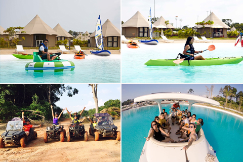 Paket Tour 3D/2N Favourite Stay and Splash at Bintan