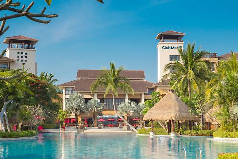 Paket Tour 4D/3N Experience All Inclusive Package at Club Med Sanya China