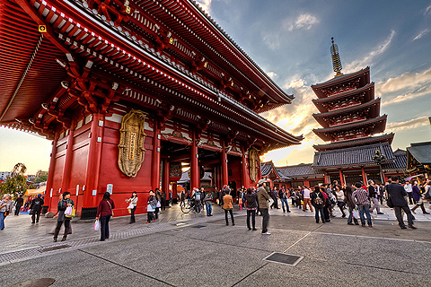 Paket Tour 4D/3N Experience Tokyo Easy & Relax