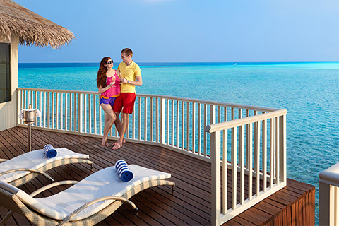 Paket Tour 4D/3N Experience All Inclusive Package at Cinnamon Dhonveli Maldives