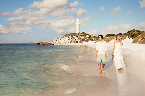 Paket Tour 4D/3N Experience Romantic Perth with Rottnest Island and Margaret River
