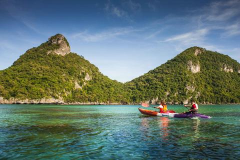 Paket Tour 6D/5N Experience Koh Samui Island Holiday with Bangkok Shopping Freak