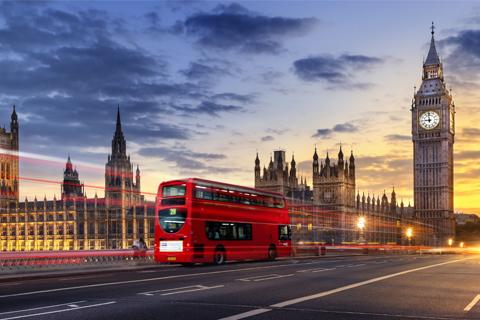 Paket Tour 9D/8N Favourite British Panorama