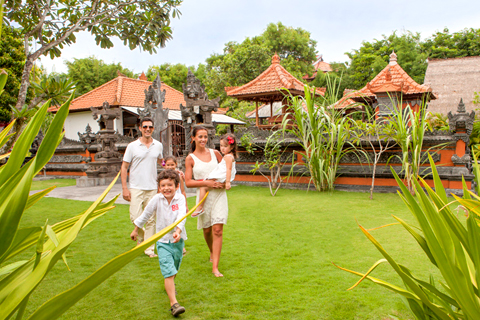 Paket Tour 4D/3N Experience All Inclusive Package at Club Med Bali