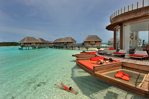 Paket Tour 4D/3N Experience All Inclusive Package at Club Med Kani Maldives
