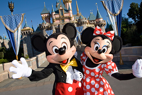Paket Tour 4D/3N Favourite Hong Kong - Disneyland with 1 Night Stay in Disney Hollywood