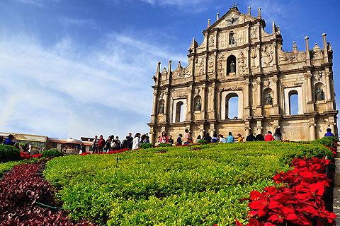 Paket Tour 4D/3N Favourite Hong Kong Macau