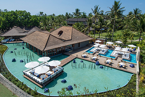 Paket Tour 3D/2N Experience All Inclusive Package at Club Med Bali