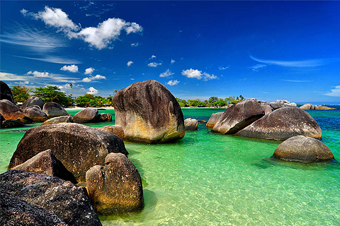 Paket Tour 3D/2N Favourite Belitung on The Beach Tour