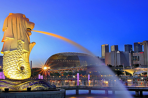 Paket Tour 3D/2N Favourite Singapore Leisure with Sentosa & City Tour