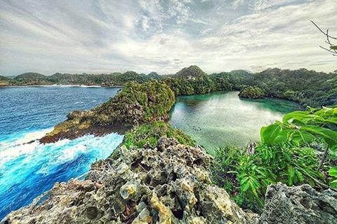Paket Tour 3D/2N Favourite Sempu Island - Bowele - Malang Excotic Beach