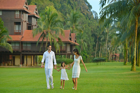 Paket Tour 3D/2N Experience All Inclusive Package at Club Med Cherating Beach