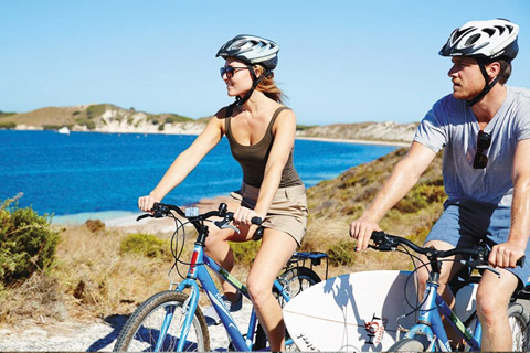 Paket Tour 4D/3N Experience Romantic Perth with Rottnest Island, Fremantle, and Swan River Cruise