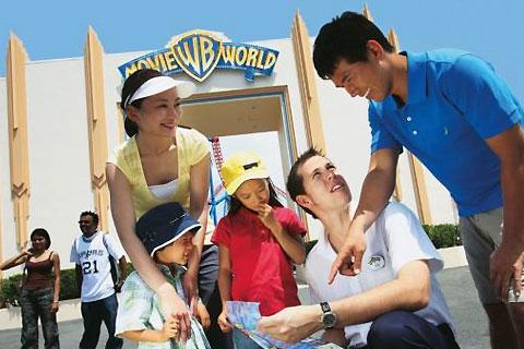 Paket Tour 5D/4N Favourite Gold Coast Theme Park Delights