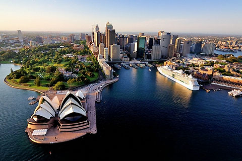 Paket Tour 4D/3N Favourite Sydney Famous Icon with Blue Mountain & Wildlife Park