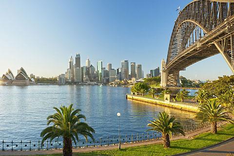 Paket Tour 4D/3N Favourite Sydney Free & Easy