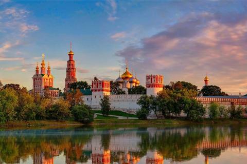 Paket Tour 7D/6N Favourite Moscow - Saint Petersburg Classic Tour