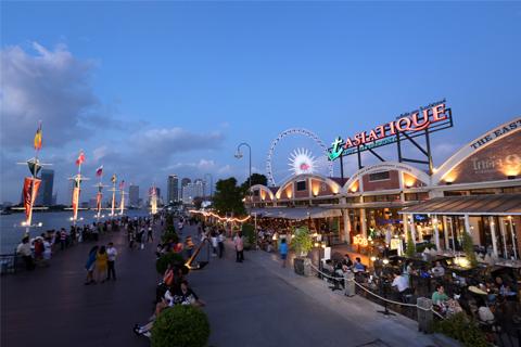Paket Tour 3D/2N Favourite Bangkok Wat Arun plus Asiatique the Riverfront