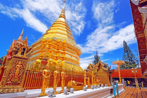 Paket Tour 6D/5N Experience Chiang Mai - Bangkok Tour