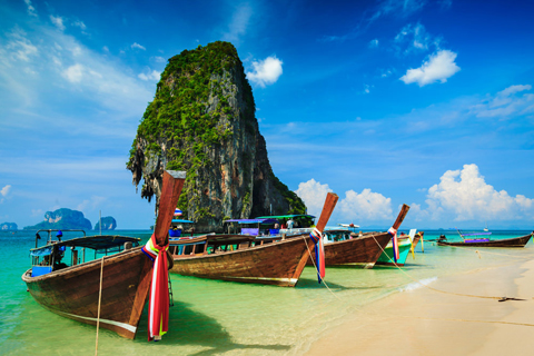 Paket Tour 7D/6N Experience Krabi - Phuket - Bangkok
