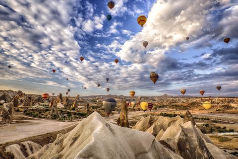 Paket Tour 3D/2N Favourite Cappadocia Tour