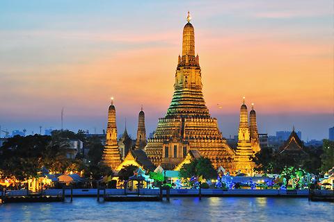 Paket Tour 4D/3N Favourite Bangkok Pattaya FREE Colosseum