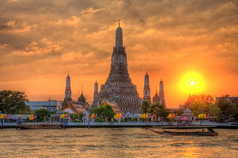 Paket Tour 4D/3N Favourite New Year Promotion Bangkok Pattaya
