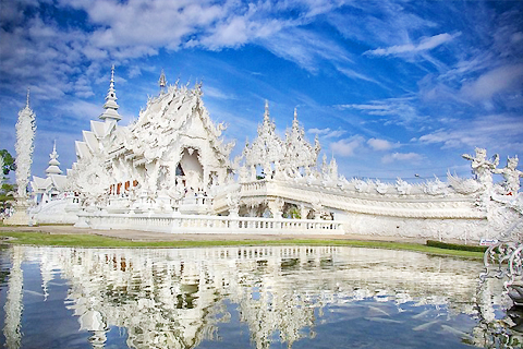 Paket Tour 4D/3N Favourite Chiang Mai - Chiang Rai with Elephant Show & Golden Triangle Tour