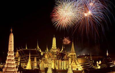 Tahun Baru di Thailand  Yuktravel.com