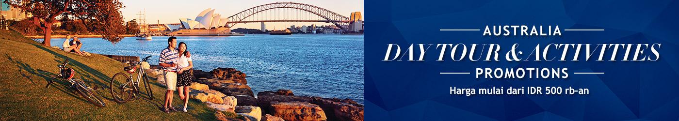 Australia Day Tour & Activities
