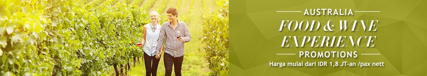 Food & Wine Experience Package