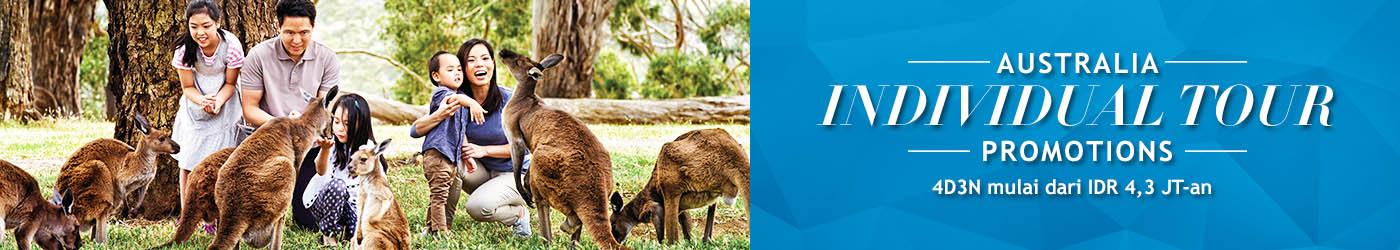 Australia Individual Tour Promotions
