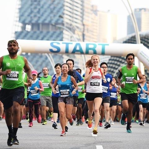 Singapore Sports Events