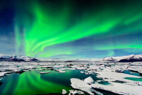 Paket Tour Eropa 8d 7n Favourite Iceland Northern Lights