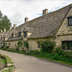 Bibury-Village