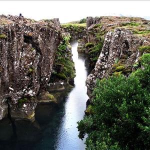 Taman Nasional Thingvellir