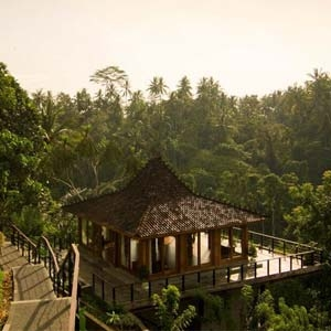 Kamandalu Rumah Yoga Exterior