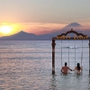 Sunset Swing Hotel Ombak Sunset