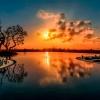 Sunset-at-RIMBA-Lobby_