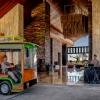 Tram-shuttle-at-RIMBA-Lobby