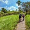 Cycling at Bukit Cinta