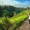 Trekking at Bukit Cinta