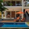 duplex terrace