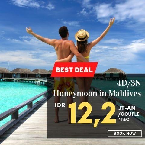 Best Deal Honeymoon In Maldives