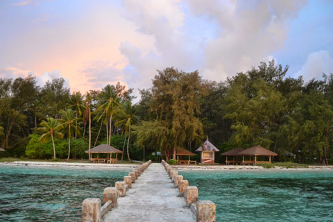 Paket Tour 5d 4n Favourite Wakatobi Tropical Treasure Package Weddingku