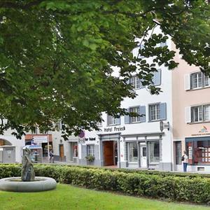 Ambiente Hotel Freieck Chur