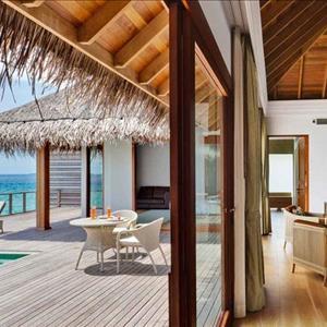 Ocean Pavilion Interior
