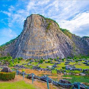 Laser Buddha Hill