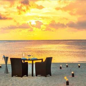 Beach - Candle Light Dinner