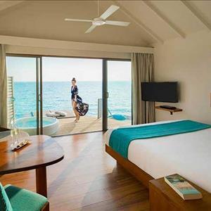 Premium Deluxe Spa Water Villa